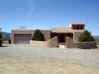 Single Family for sale in 1102 Luz Del Sol, Taos, NM, 87571