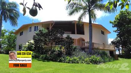 Residential Property for sale in 3 BEDROOM VILLA WITH AMAZING OCEAN AND PANORAMIC VIEWS and financing available, Sosua, Puerto Plata