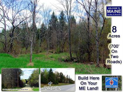 Lots And Land for sale in Lot 9 Cooks Brook Road, Houlton, ME, 04730