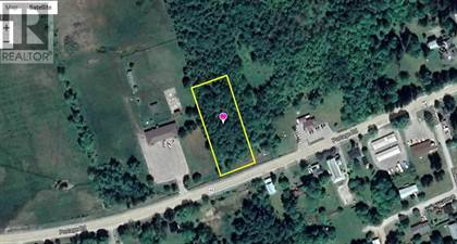Vacant Land for sale in PTLT40A PORTAGE RD, Kawartha Lakes, Ontario, K0M2B0