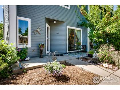 Residential Property for sale in 1749 Alpine Ave 10, Boulder, CO, 80304