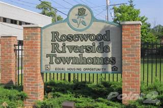 Apartment for rent in Rosewood Riverside - 3 Bed 2.5 Bath, Flint, MI, 48503