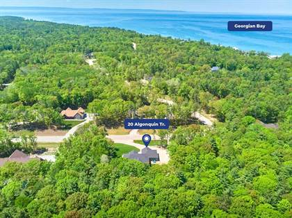 Residential Property for sale in 20 Algonquin Tr, Tiny, Ontario, L0L2T0