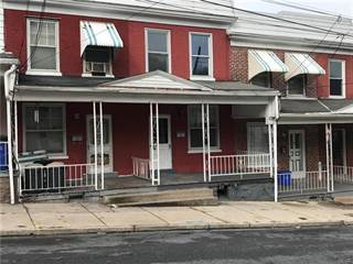 Townhouse for sale in 666 Hayes Street, Bethlehem, PA, 18015
