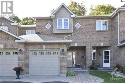 Single Family for sale in 1286 SILVESTRI CRESCENT, Ottawa, Ontario, K1J1E5