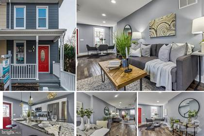 Single Family for sale in 3814 HICKORY AVENUE, Baltimore City, MD, 21211