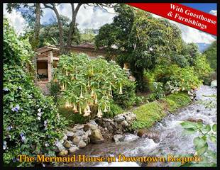 Residential Property for sale in The Mermaid House is Now For Sale in Downtown Boquete, Boquete, Chiriquí