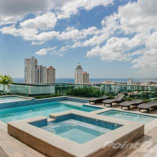 Condominium for sale in Luxury Apartment for sale in Los Cacicazgos Santo Domingo, Cacicazcos, Distrito Nacional