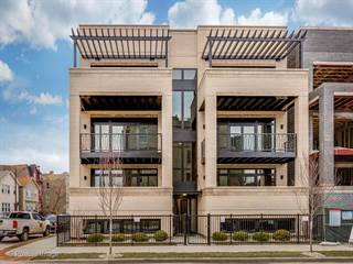 Condo for sale in 1370 West WALTON Street 1E, Chicago, IL, 60642