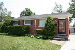 Single Family for sale in 22030 Francis, St. Clair Shores, MI, 48082