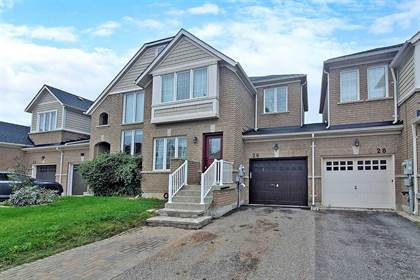 Residential Property for sale in 26 Ulson Dr, Richmond Hill, Ontario, L4E4V6
