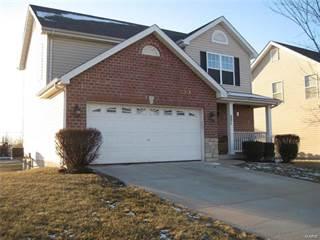Single Family for sale in 201 Stone Run Boulevard, Wentzville, MO, 63385