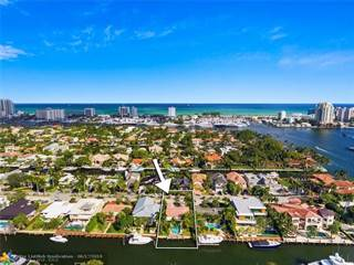 Single Family for sale in 725 SOLAR ISLE DR, Fort Lauderdale, FL, 33301