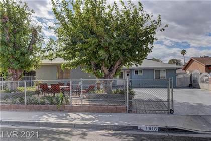 Residential Property for sale in 1916 Demetrius Avenue, Las Vegas, NV, 89101