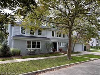 Single Family for sale in 343 MOSELLE PL, Grosse Pointe Farms, MI, 48236