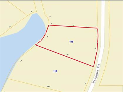 Lots And Land for sale in Nashoba Trail (Green Area), Tupelo, MS, 38804