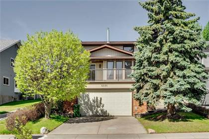 Single Family for sale in 5071 NORRIS RD NW, Calgary, Alberta