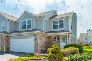 Townhouse for sale in 1422 Welland Court, Roselle, IL, 60172