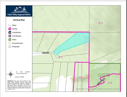 Vacant Land for sale in 36181 BEYER ROAD, McConnell Creek, British Columbia
