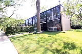 Condo for sale in 1313 NICOLET PL, Detroit, MI, 48207