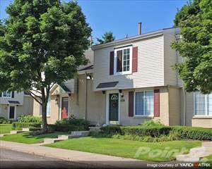 Apartment for rent in Shorebrooke Townhomes - The Bloomfield, Novi, MI, 48375