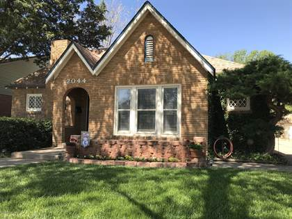 Residential Property for sale in 2044 HAYDEN ST, Amarillo, TX, 79109