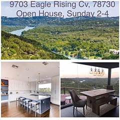 Single Family for sale in 9703 Eagle Rising CV, Austin, TX, 78730