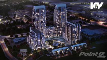 Condominium for sale in Tricycle Condominiums, Toronto, Ontario, M1H2Y5