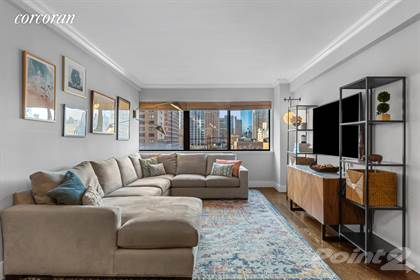 Coop for sale in 310 West 56th Street 11A, Manhattan, NY, 10019