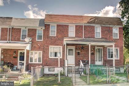 Single Family for sale in 1017 WILMINGTON AVENUE, Baltimore City, MD, 21223