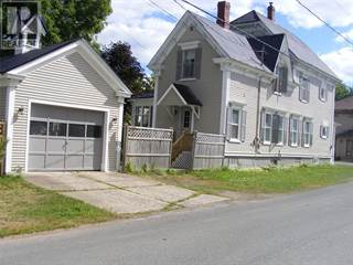 Single Family for sale in 110 Centre Street, Woodstock, New Brunswick, E7M1G5