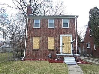 Single Family for sale in 15770 MANSFIELD Street, Detroit, MI, 48227