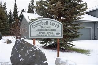 Condo for sale in 4734 Grumman Street, Anchorage, AK, 99507
