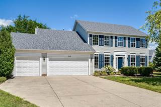 Single Family for sale in 824 Columbus Drive, Oswego, IL, 60543