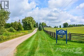Farm And Agriculture for sale in 5351 Wellington Rd. 27 ., Guelph - Eramosa, Ontario