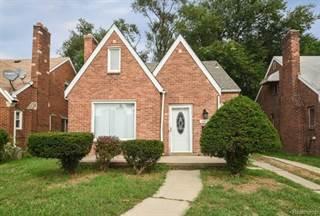 Single Family for sale in 16674 STANSBURY Street, Detroit, MI, 48235