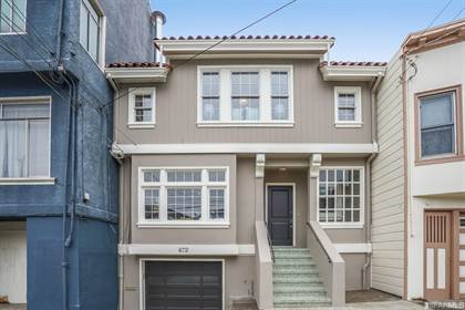Residential Property for sale in 672 27th Avenue, San Francisco, CA, 94121