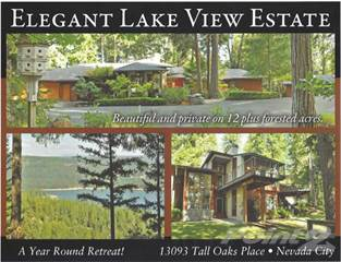 Residential Property for sale in 13093 TALL OAK PLACE, Nevada City, CA, 95959
