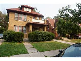 Multi-family Home for sale in 14434 Mettetal Street, Detroit, MI, 48227