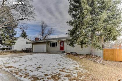Residential Property for sale in 4625 S Sleepy Hollow Circle, Colorado Springs, CO, 80917