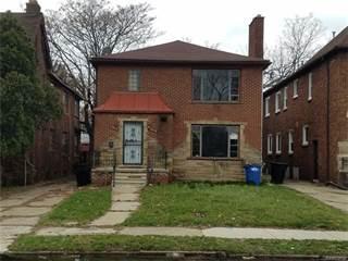 Multi-family Home for sale in 17575 ROSELAWN Street, Detroit, MI, 48221