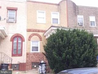 Townhouse for sale in 6159 VANDIKE STREET, Philadelphia, PA, 19135