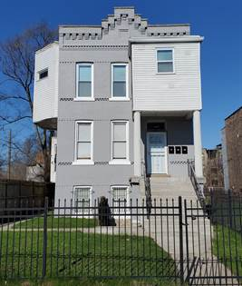 Multifamily for sale in 6712 South Normal Boulevard, Chicago, IL, 60621