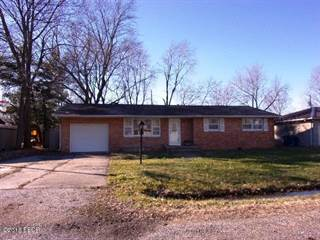 Single Family for sale in 123 Dogwood Dr Drive, Olney, IL, 62450