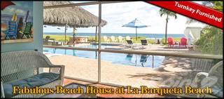 Residential Property for sale in Super Deal! Fabulous Beach House with Pool at La Barqueta Beach, La Barqueta, Chiriquí