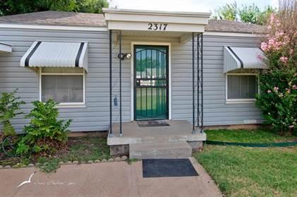 Residential Property for sale in 2317 Palm Street, Abilene, TX, 79602
