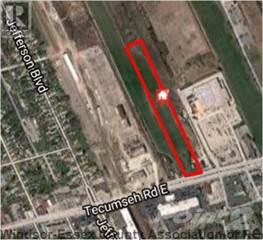 Industrial for sale in 6424 TECUMSEH ROAD East, Windsor, Ontario