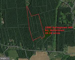 Farm And Agriculture for sale in 2390 SPRINGTOWN HILL RD, Lower Saucon Township, PA, 18055