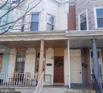 Multifamily for sale in 339 E 28TH STREET, Baltimore City, MD, 21218