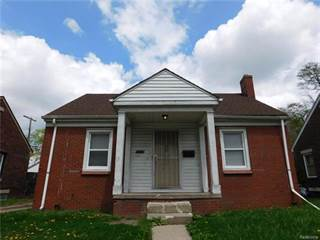 Single Family for sale in 13217 E STATE FAIR Street, Detroit, MI, 48205